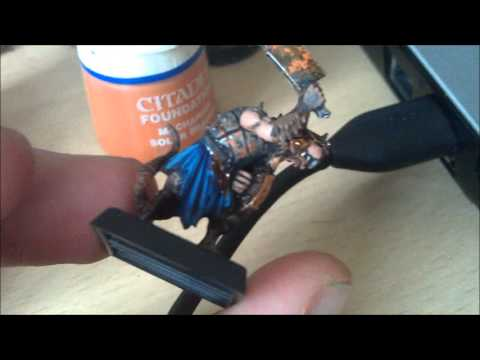Skaven How to Paint Clan Rat Tutorial