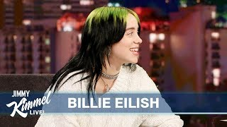 Download Billie Eilish on Dealing with Fame, Being Present & Turning 18 Mp3 and Videos