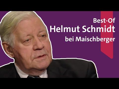 """Best of """"Helmut Schmidt bei Sandra Maischberger"""""""