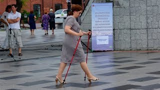 Москвичей заставят больше ходить пешком