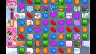 Candy Crush Level 1634 (no boosters)