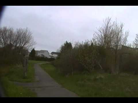 Walk to Settle Lake in Dartmouth, Nova Scotia Canada