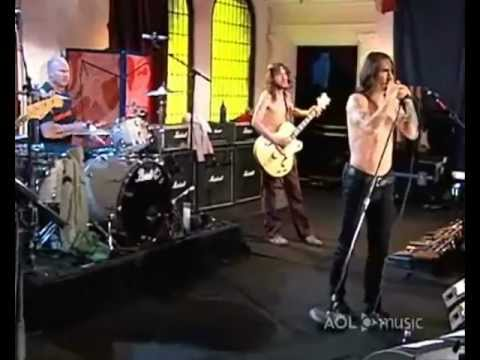 Red Hot Chili Peppers - AOL Music Sessions 2006