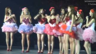 SMTOWNSNSDFX - [ 2013 ] SNSD FUNNY MOMENTS - PART 7