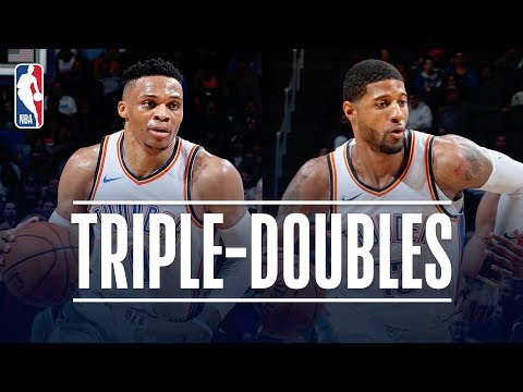 Westbrook, PG Etch Names In Triple-Double History | February 11, 2019