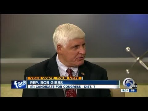 Profile: Bob Gibbs for 7th congressional district