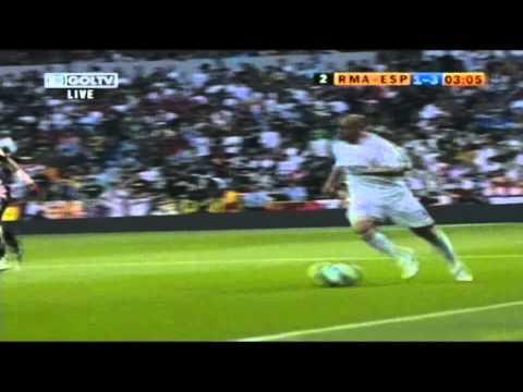 Remontadas Heroicas: Real Madrid 4 - 3 Espanyol (Liga 2006-2007) Cadena Ser) [HD 1080p]