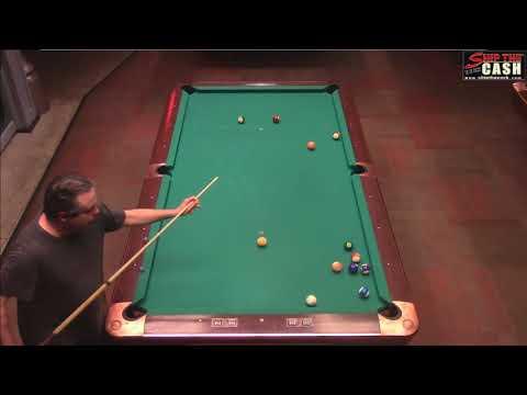 "Billy ""The Kid"" Lanna vs Joe Dupuis - STC One Pocket & Banks Event FINALS"