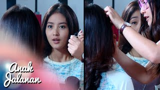 keseruan melly make up reva biar cantik anak jalanan 26 jan 2016