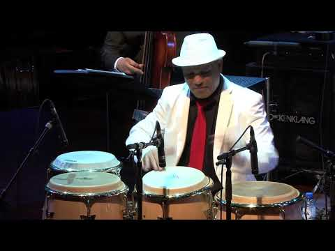 Gerardo Rosales & his  Afro Cuban Jazz live at the Bimhuis