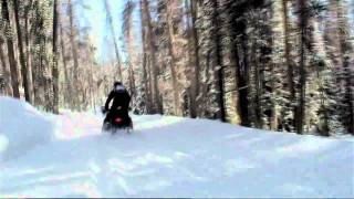 State Forest State Park - Located in Walden and boasts miles of snowmobile and cross-country ski trails. A snow-shoer's paradise!