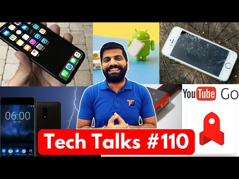 Tech Talks #110 - Diamond Display, Indian Debit Card Hack, YouTube Go, Russian Hackers, iPhone 8