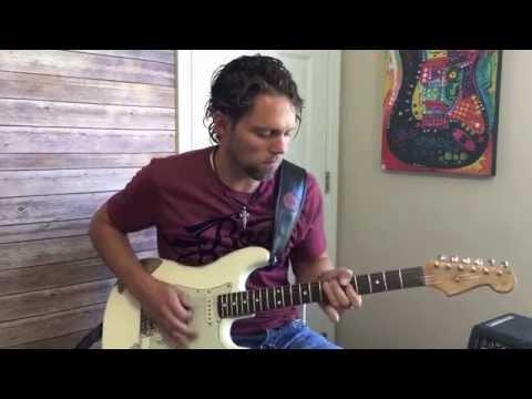 Bold As Love - Jimi Hendrix - John Mayer (Nick Riley Cover)