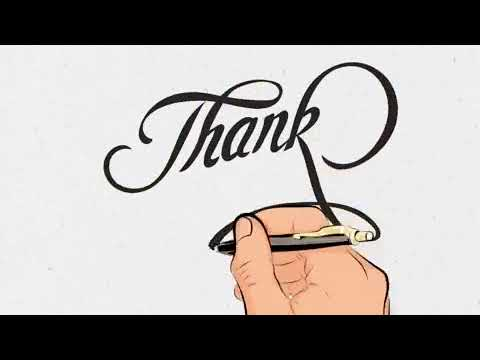 Thank You Gif Original Youtube
