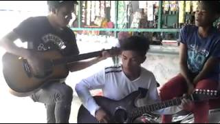 Jhong Madaliday Pinoy Air Supply - Having You Near Me cover from Cotobato City, Philippines