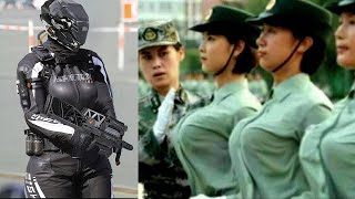 13 Highly Trained Female Combat Troops in the World