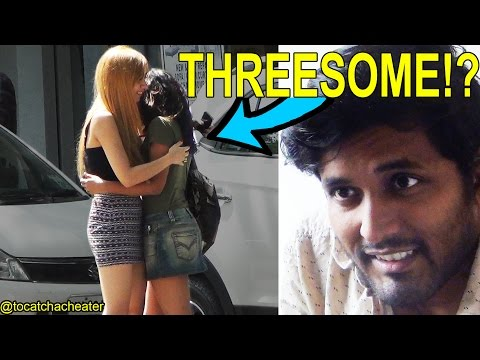 ARE STRAIGHT GIRLS, LESBIANS!? HE FINDS OUT A SHOCKING TRUTH ABOUT HIS GIRLFRIEND! (INDIAN EDITION) - 동영상