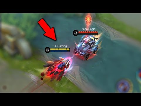 DUEL MAUT !! ULTI AULRAD VS MOBIL JOHNSON !! MOBILE LEGENDS