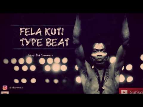 Fela Kuti Type Instrumental - Prod by Kd Summerz
