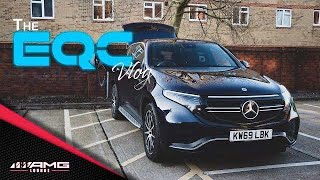 Mercedes-EQC VLOG | 5 things you NEED to know...