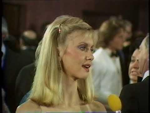 Download Olivia Newton John interview   Royal Film Premier   California Suite   1979