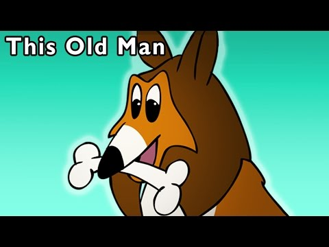 Learn Numbers 1 to 10 | This Old Man and More | Baby Songs from Mother Goose Club!
