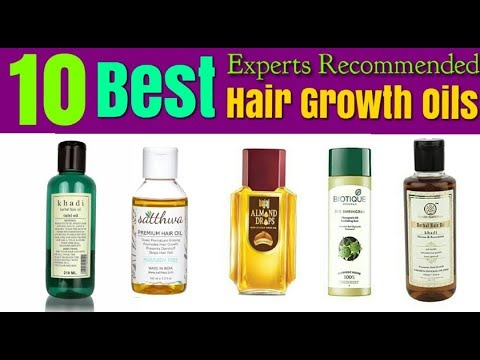 ➤ 10 Best Hair Growth Oils with Price, India | Fastest Hai Growth Oils
