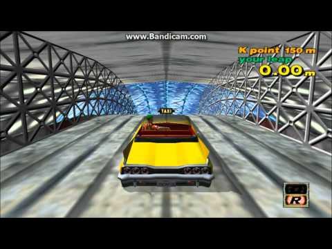 Crazy Taxi 1 - Crazy Box Challenge 1!