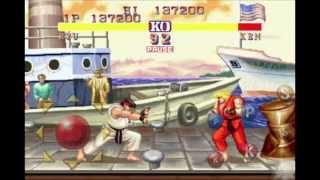 IOS版ストリートファイターIIコレクションStreet Fighter II