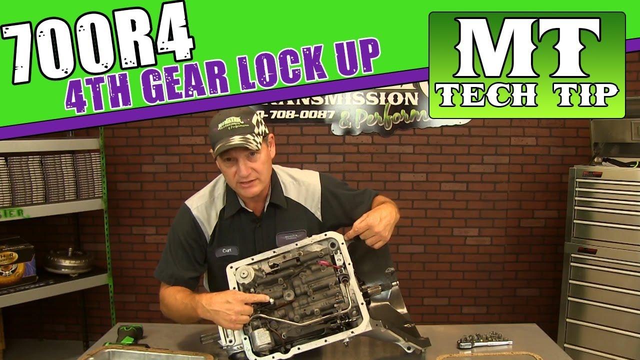medium resolution of 4th gear lock up on a 700r4 monster transmission