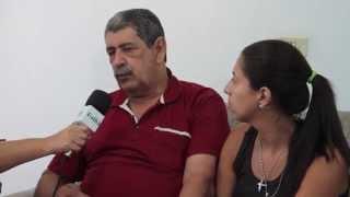 O Médico Dr. Flávio Amorim fala pela 1ª vez sobre o assasinato brutal de sua esposa
