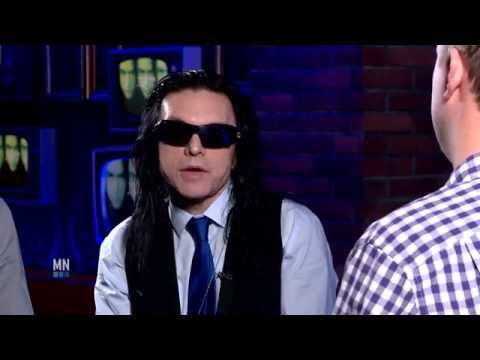 "Tommy Wiseau and Greg Sestero on ""The Room"""