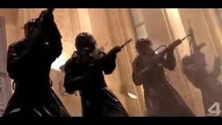 Нарезка с фильма Эквилибриум под музыку Роб зомби