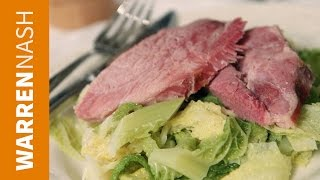 Irish Bacon & Cabbage Recipe - Just 3 Ingredients - Recipes By Warren Nash