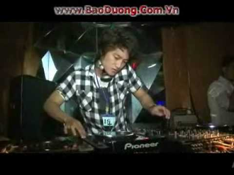 Cuoc thi Dj Viet Nam 2010(Thi Sinh 19).wmv