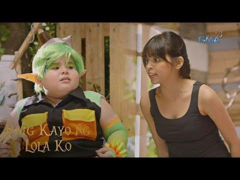 Daig Kayo Ng Lola Ko: Laura gets trapped in Dwending's world