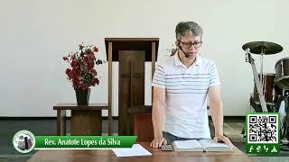 Introdução a Mutualidade - Escola Dominical -  Rev. Anatote Lopes -  04/10/2020