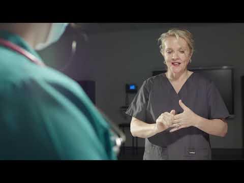 How nurses take vital signs   Monash University