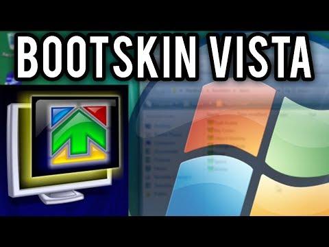 BootSkin Vista - A Boot Screen Customization Tool For Windows Vista (Overview & Demo)