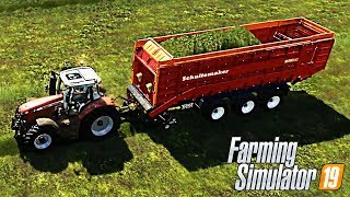 FARMING SIMULATOR 19 #17 - PROVO IL NUOVO CASSONE DA CARICO w/Robymel81 - NF MARSCH ITA