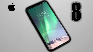 iPHONE 8 - Diseño final