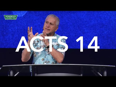Acts 14 // Wednesday Night Service