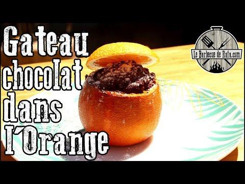gateau-au-chocolat-dans-l'orange-au-bbq-recette-surprise-!!