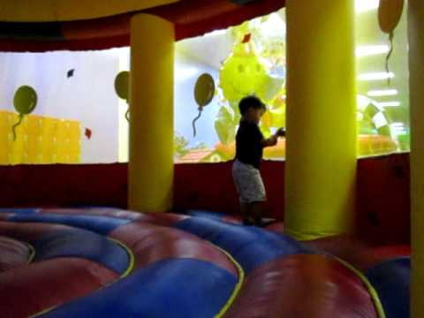 Froggs Bounce House Youtube