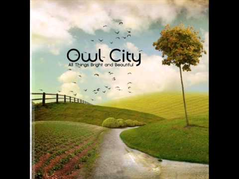 Owl City - Alligator Sky (No Rap) w/ LYRICS