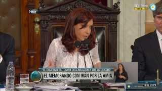 """Visión 7: Cristina: """"Vamos hacia el autoabastecimiento energético definitivo"""""""