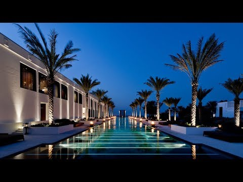 Inside Oman's most stylish hotel, The Chedi Muscat: review & impressions (FABULOUS POOLS)