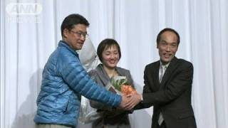 宮崎県知事選で東国原知事後継の前副知事が当選(10/12/27) thumbnail