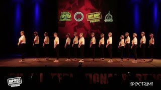 Wild Reputation | 9º Lugar Divisão Megacrew @ Hip Hop International Portugal 2015 | Finais