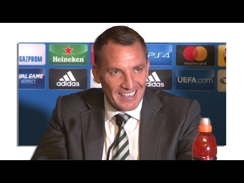 Celtic 5-0 Astana - Brendan Rodgers Full Post Match Press Conference - Champions League Play-Off